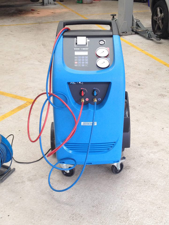 Car Air conditioning Service machine