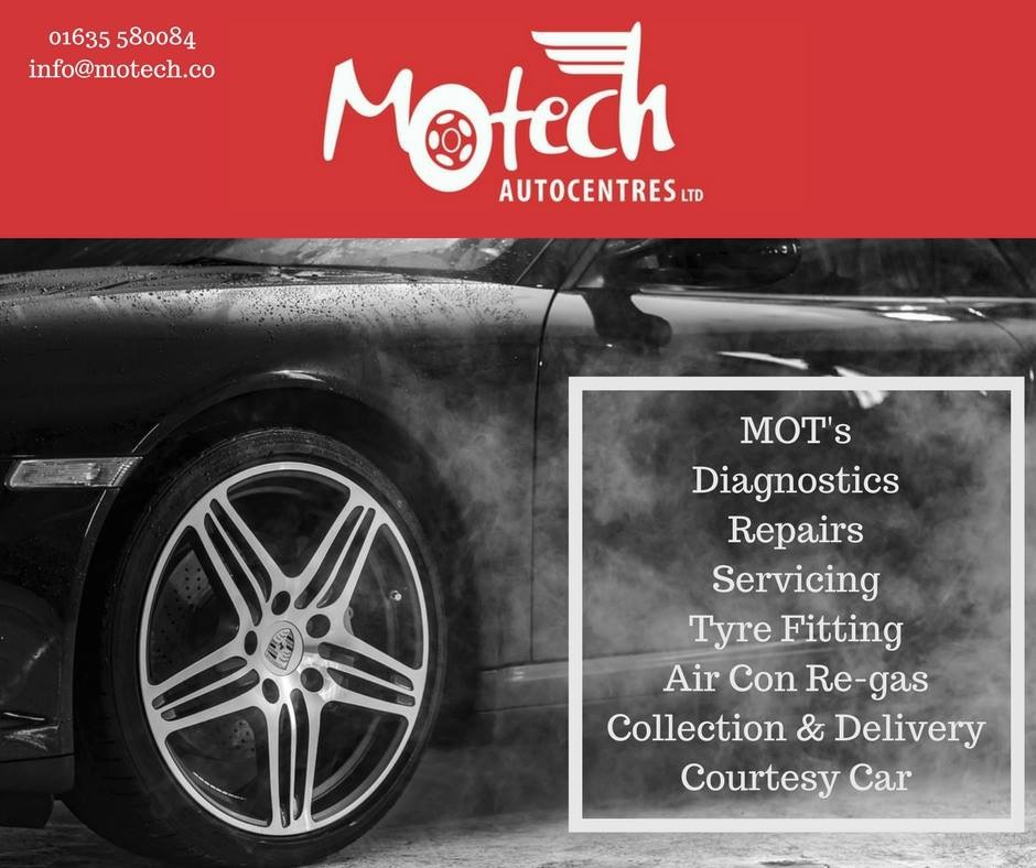 What Motech Autocentres offer at our garage in Newbury