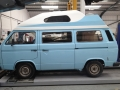 VW Campervan - Being repaired at Motech Autocentres ltd