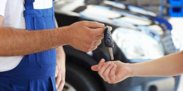 Collection & Delivery Service - Motech Autocentre Newbury